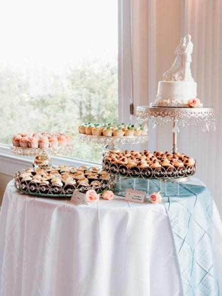 light wedding display