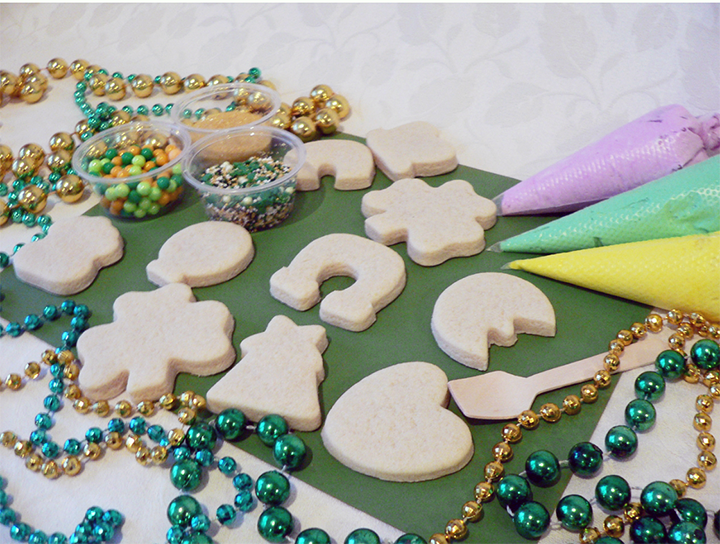 Lucky Charms Cookie Decorating Kit