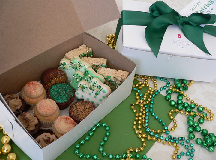 March St. Patrick's Day Box