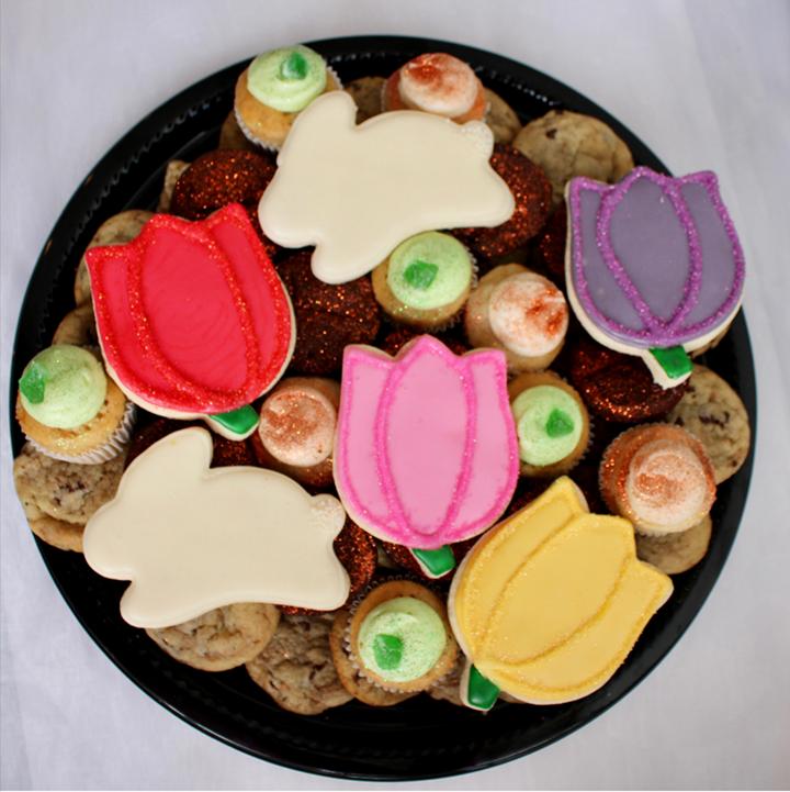 Spring Dessert Tray